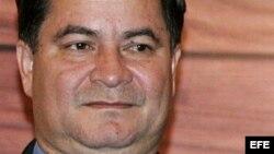 El senador opositor boliviano Roger Pinto.