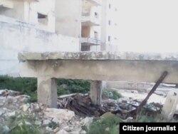 reporta cuba edificio abandonado foto Rodrigo Alberto Rodríguez