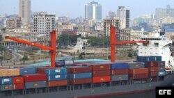 El puerto de Mariel reemplazaría en operaciones de carga al de La Habana.