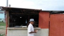 Kiosco antes de la democlición foto Yusmila Reyna