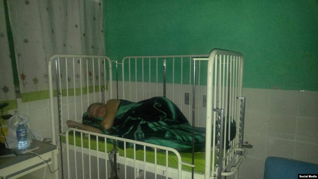 Fotos del hospital pediátrico de Holguín tomadas por una turista canadiense