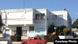 Estación de la PNR donde está detenido Orlando Luis Pardo Lazo