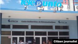 Reporta Cuba foto Niober Garcia telepunto Guantanamo