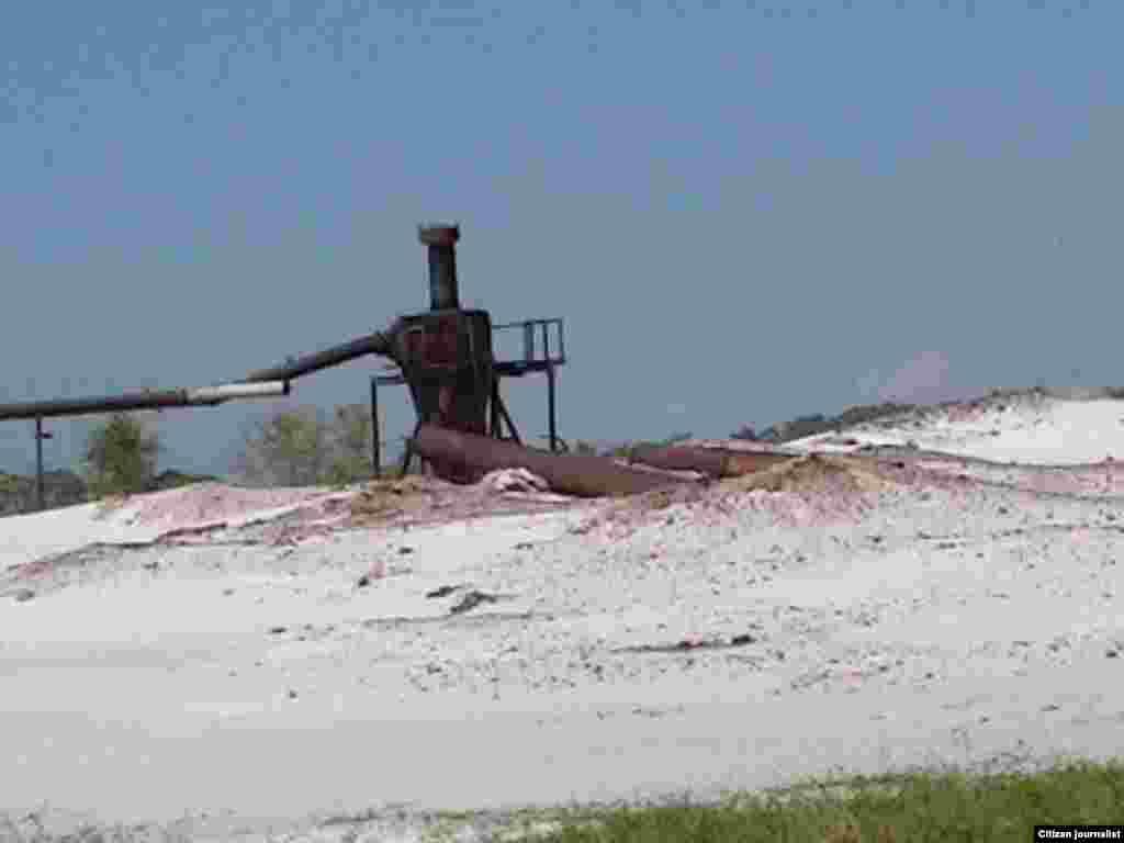 Manzanillo Contaminación Foto Leonardo Cancio