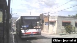 Reporta Cuba transporte Foto Ridel Brea