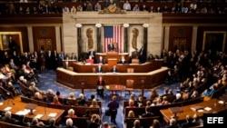 Cámara de Representantes de EEUU.