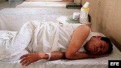 Más de ocho mil casos de vómitos y diarreas en la provincia Granma donde existe un brote de cólera