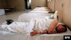 Temor ante el cólera en Cuba