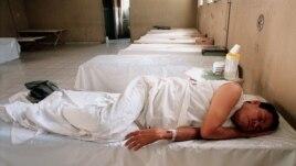 Cuestionan estadísticas sobre casos de cólera