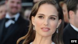 Natalie Portman en la ceremonia de entrega de los premios Oscar en Hollywood, California. EFE
