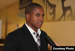 El abogado cubano independiente Veizant Boloy.