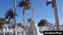 Tumba de Carlos Manuel de Céspedes en Santiago de Cuba