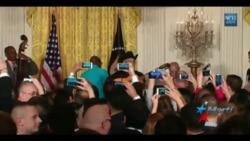 Omara Portuondo y la Orquesta Buena Vista Social Club en la Casa Blanca