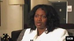 Dama de Blanco Berta Soler ofrece detalles de encuentro con Obama