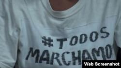 Reporta Cuba. Campaña #TodosMarchamos