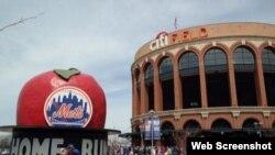 Estadio CitiField de los Mets de Nueva York.