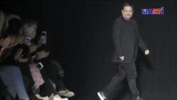 Diseñador cubanoamericano reconocido con premio de alta costura del año