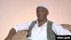 William Potts, musulmán y exmilitante de los Panteras Negras, lleva 29 años en Cuba (foto: CNN).