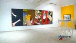 Museo de Nueva York exhibe sus obras en la Bienal de La Habana