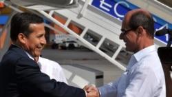 Niegan que Humala fuera ignorado por autoridades cubanas