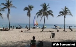 Cerca del enclave playero de Guanabo, los chinos planean su campo de golf.