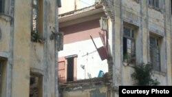 Muere mujer en un derrummbe en La Habana