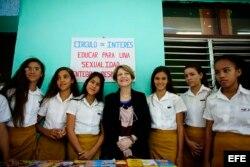 Relatora de la ONU sobre trata de personas visita Cuba