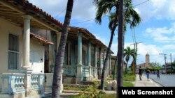 La ciudad de Consolación del Sur, Pinar del Río