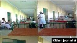 Dengue en Cuba.