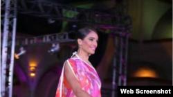 Cubana aspira coronarse Miss Eco Universe 2016.