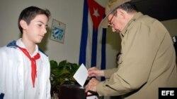 Raúl Castro de 86 años, ha anunciado que se jubilará luego de dos periodos sucesivos al frente del país. (Foto de Archivo)