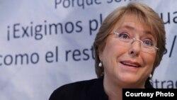 Los inversionistas ven a la presidente Bachelet más cerca del viejo Chile estatista-populista que de una nación moderna.