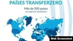 TransferZero es una plataforma española que permite envío de dinero en 50 tipos de monedas extranjeras.