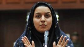 Reyhane Jabari condenada a morir en la horca por matar a su violador.