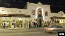 El restaurante Columbia, fundado en 1905 y el más antiguo del estado de Florida.