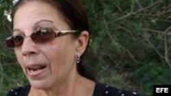 Viuda de Payá desea que Carromero vuelva pronto a España