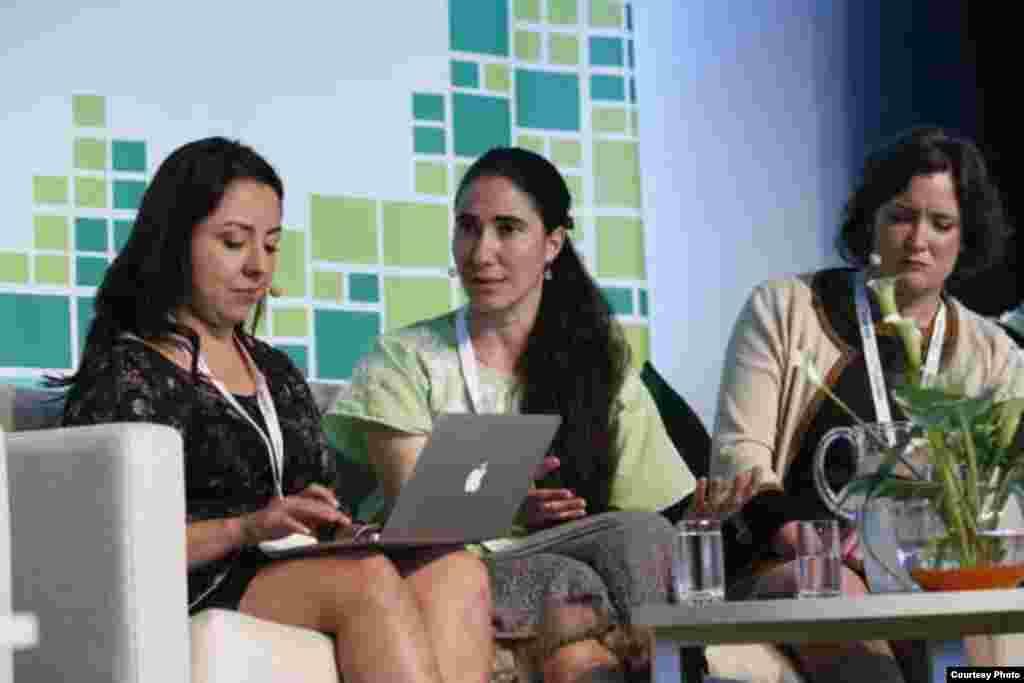 Sesión del forum de Internet