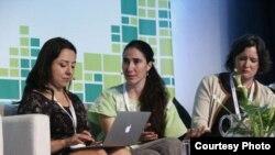Cubanos en foro sobre libertad en Internet