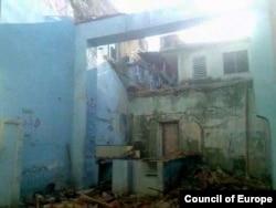 Derrumbe en Camagüey foto Juan Carlos Acosta