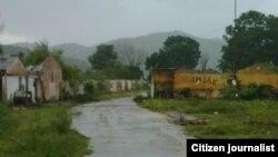 Reporta Cuba Escuela abandonada Trinidad Foto Mario Miranda