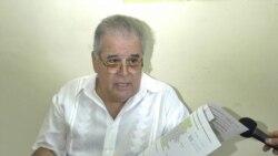 Entregan lista de presos políticos cubanos a legisladores estadounidenses