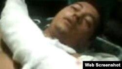 Sale del hospital activista del MCL que fue herido con un machete