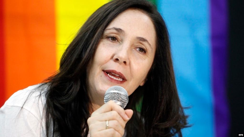 Mariela Castro directora del CENESEX.
