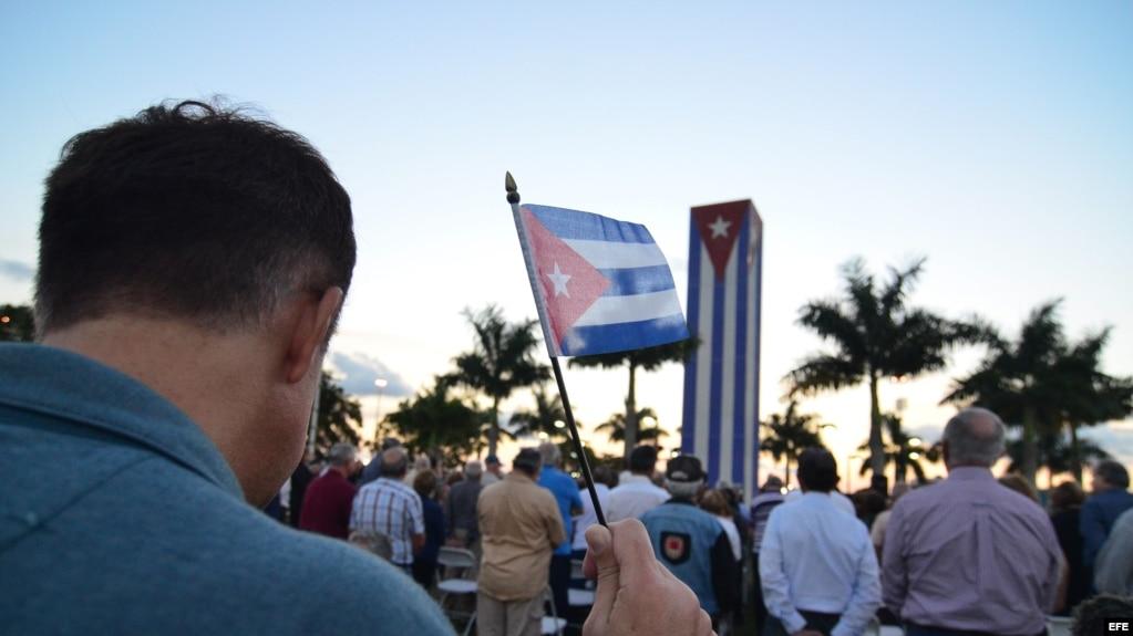 Organizaciones del exilio recuerdan a víctimas y mártires de la dictadura. (Foto: Archivo)