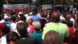 Oposición venezolana vuelve a las calles para exigir elecciones limpias