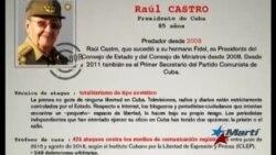 Señalan a Castro y a Maduro como depredadores de periodistas