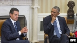 Enrique Peña Nieto visita EEUU