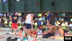 Albergues dan refugio a cubanos en Costa Rica