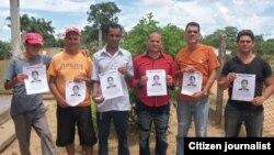 Reporta Cuba. Opositores Pinar del Río.