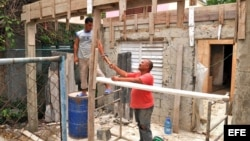 Altos precios en materiales de la construcción en Cuba